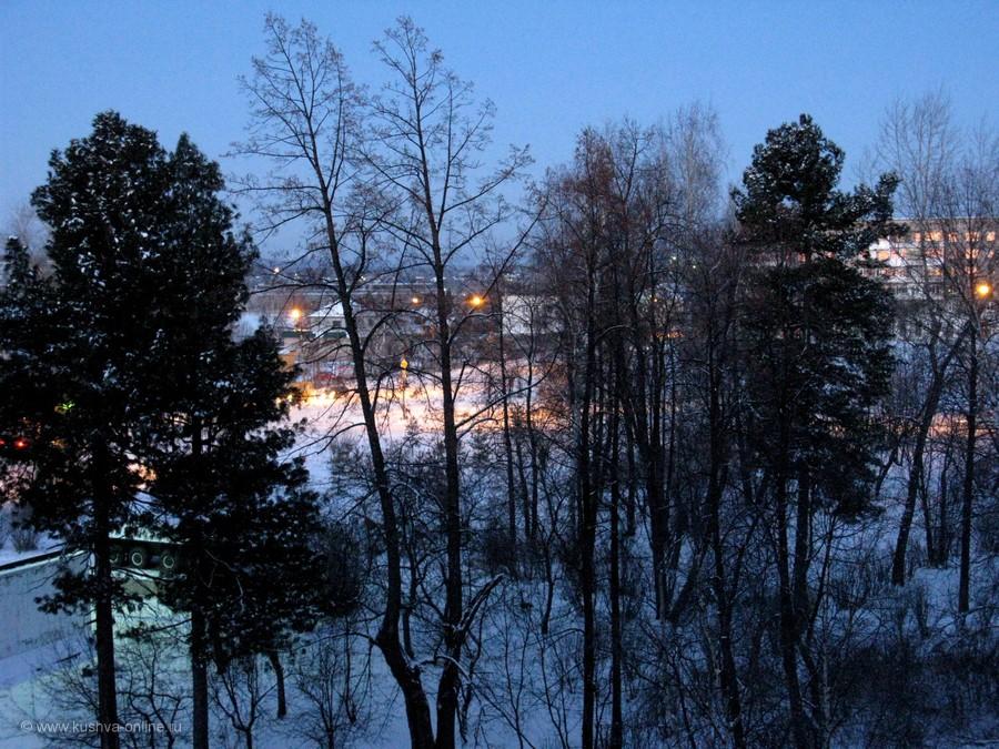 Фото дня от 4 декабря 2013 г. г. Автор: Эльвира Файзутдинова