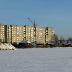 Город строится - город живет © Эльвира Файзутдинова