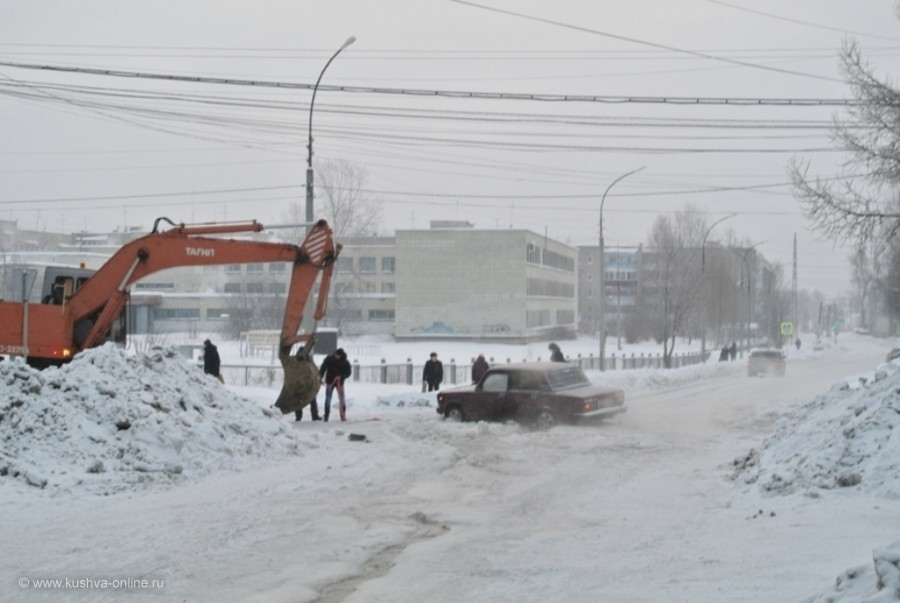 Фото дня от 23 января 2014 г. г. Автор: Алексей Лукин