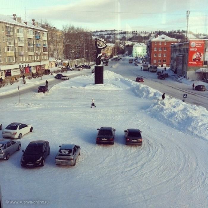 Фото дня от 25 января 2014 г. г. Автор: Дмитрий  Казаков
