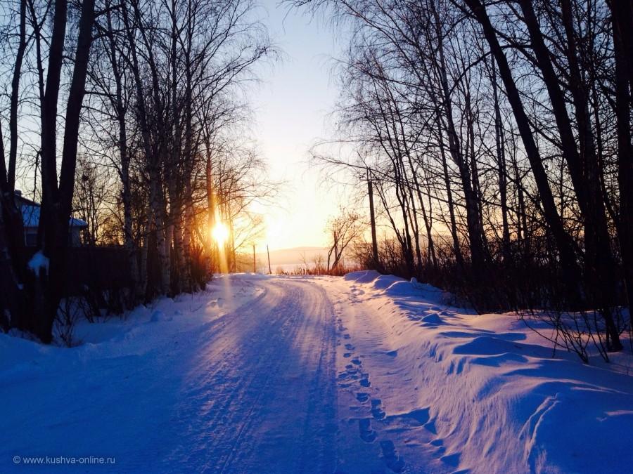 Фото дня от 5 января 2014 г. г. Автор: Андрей Шелухин