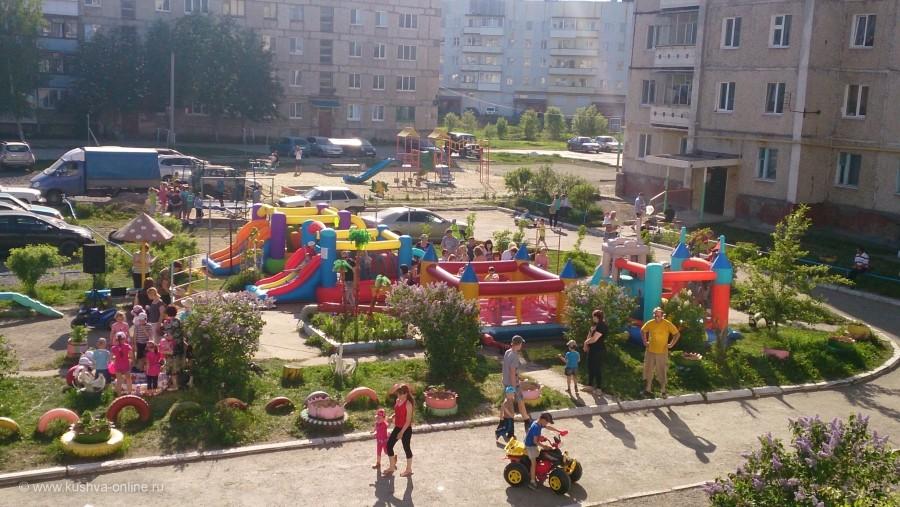 Фото дня от 15 июня 2014 г. г. Автор: Екатерина Нетунаева