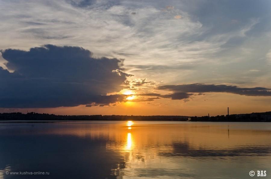 Фото дня от 22 июля 2014 г. г. Автор: Андрей Бородулин