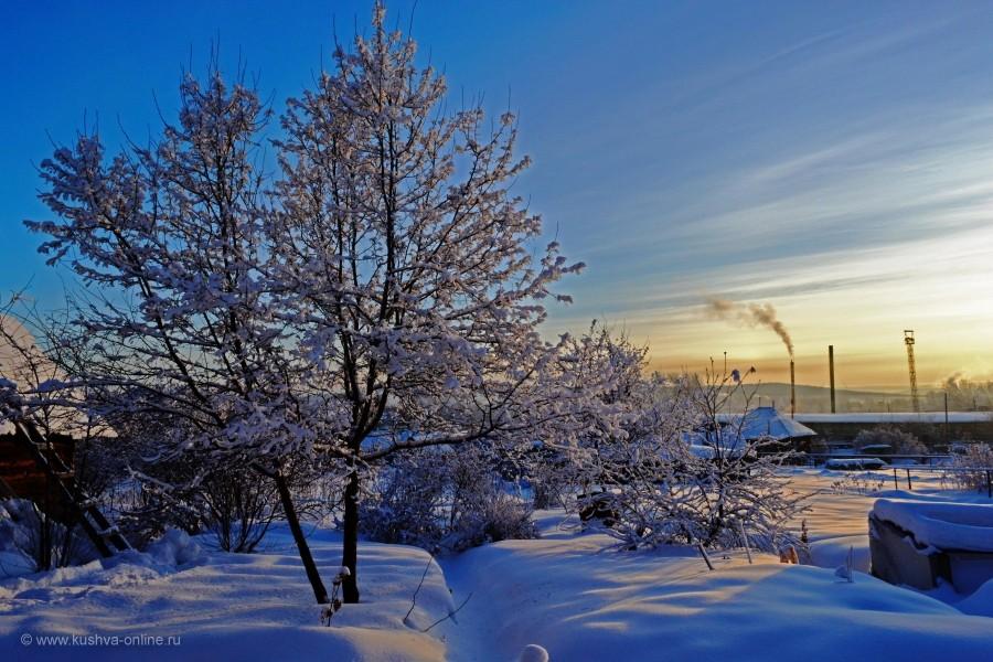 Фото дня от 27 декабря 2015 г. г. Автор: Антон