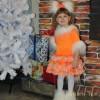 На фото моя младшая дочь Ксюша в костюме лисички. Ей 4 года. Фото сделано на новогодней елке. © Алехина Марина