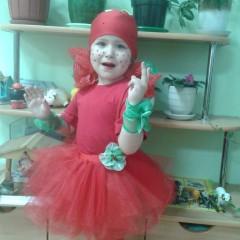 Давлетшина Диана, 3 года! © Анастасия
