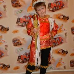король Георгий 6  лет © Варникова Елена