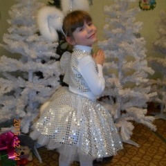 Вагизова Розалия 6 лет. ©