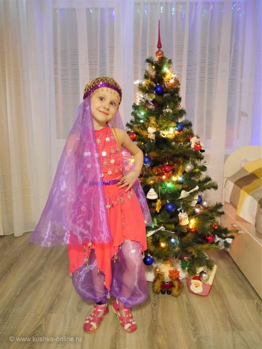 Красавица Востока © Тачкина Екатерина, 5 лет