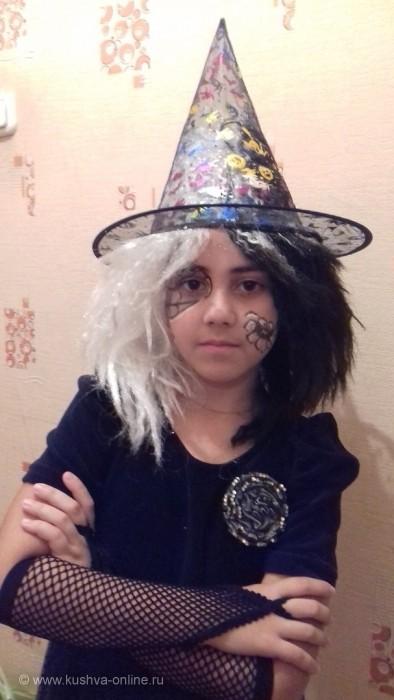 Мне говорят:Ты Ведьма! Знаю... © Мартьянова Алиса 9 лет