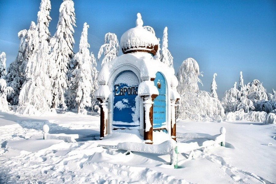 Фото дня от 23 января 2018 г. г. Автор: Алексей Лукин