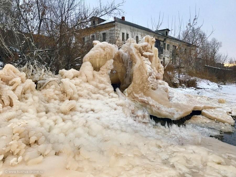Фото дня от 7 февраля 2018 г. г. Автор: Алексей Лукин