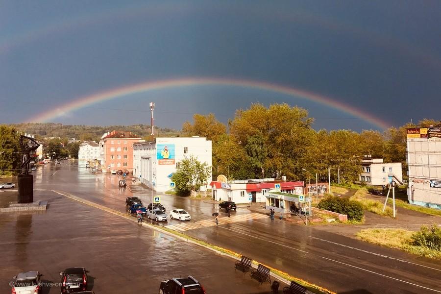 Фото дня от 7 августа 2018 г. г. Автор: Алексей Лукин