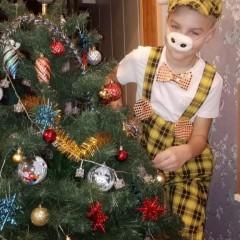 В этот год Свинья встречает,  Хрюкает нам и кивает!  Так и так, мол, в Новый год  Непременно повезёт. © Кузовников Егор 10 лет