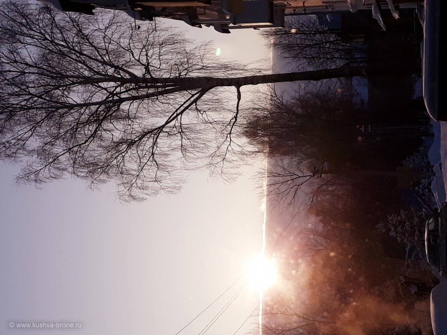 Солнце взошло! © Мансур