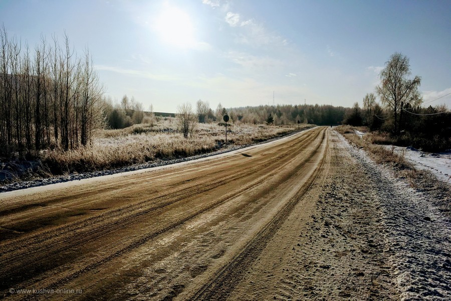 Фото дня от 12 ноября 2019 г. г. Автор: Алексей Лукин