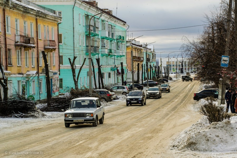Фото дня от 4 декабря 2019 г. г. Автор: Алексей Лукин