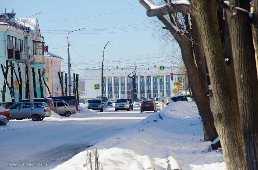 Фото дня от 18 марта 2020 г. г. Автор: Алексей Лукин