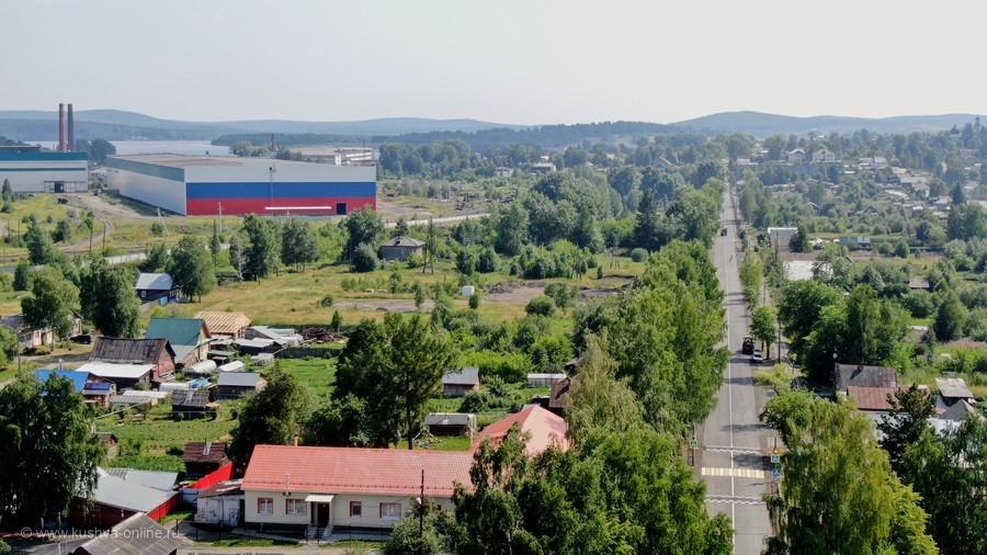 Фото дня от 24 июля 2020 г. г. Автор: Алексей Лукин