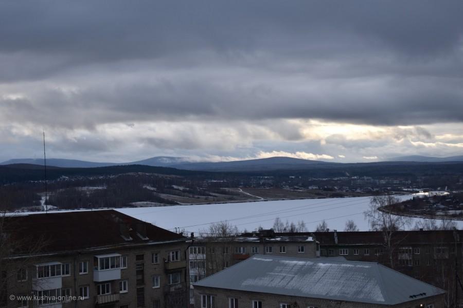 Зима приходит в Кушву © Павел Шитов