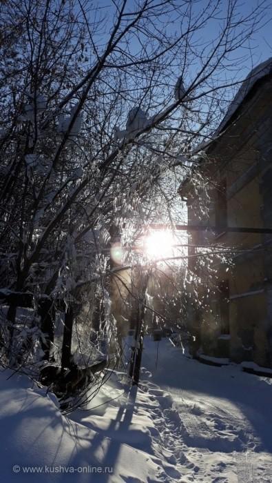 Январьский наряд из хрусталя © mars19ss