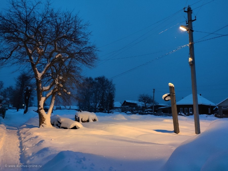 Краски вечера. © Светлана Юрлова