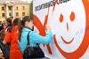 «МОТИВ» создал оранжевое настроение на Празднике молодежи!