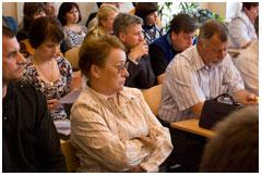 Открытое выездное заседание Кушвинской городской Думы по вопросу дальнейшей работы школы №21