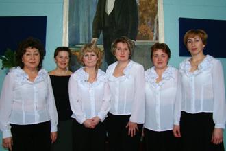 Вокальный ансамбль ДШИ №2